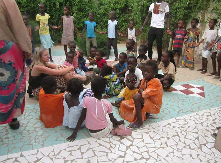 Voluntariado Senegal